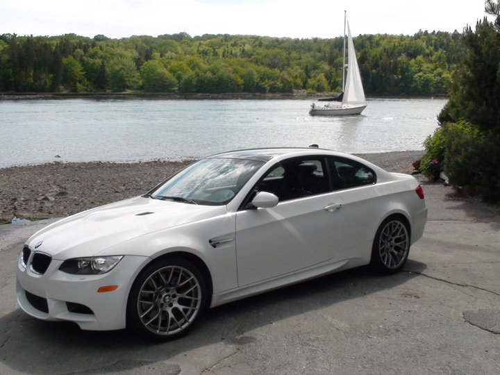 Test Drive 2011 Bmw M3 Coupe