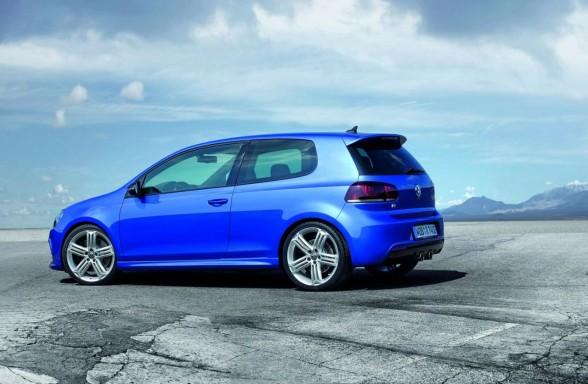 Volkswagen Confirms Golf R For Canada