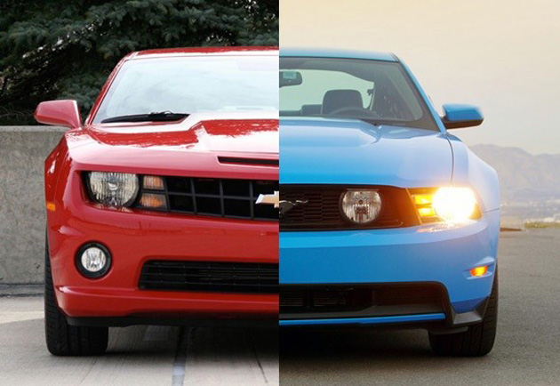 Bucking the Trend: Canadians Prefer Mustang to Camaro