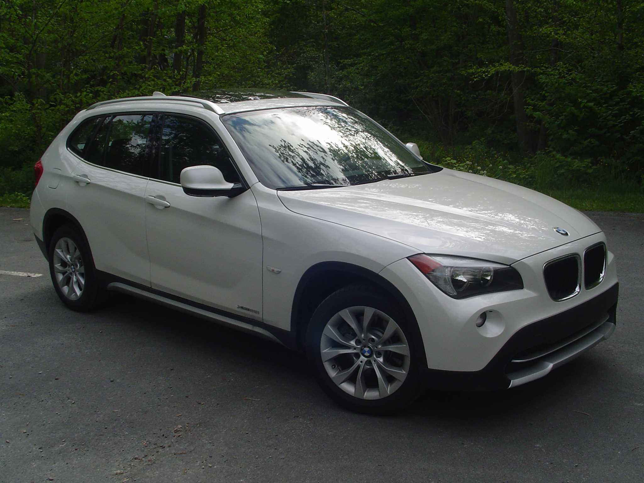 Test Drive 2012 Bmw X1 Xdrive 28i
