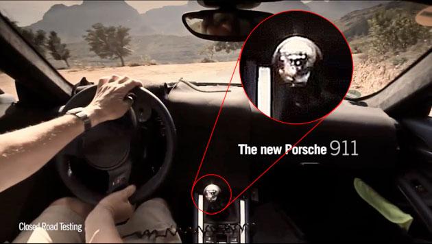 Porscheboost 7-speed manual transmission porsche 991 gt3? Maybe.