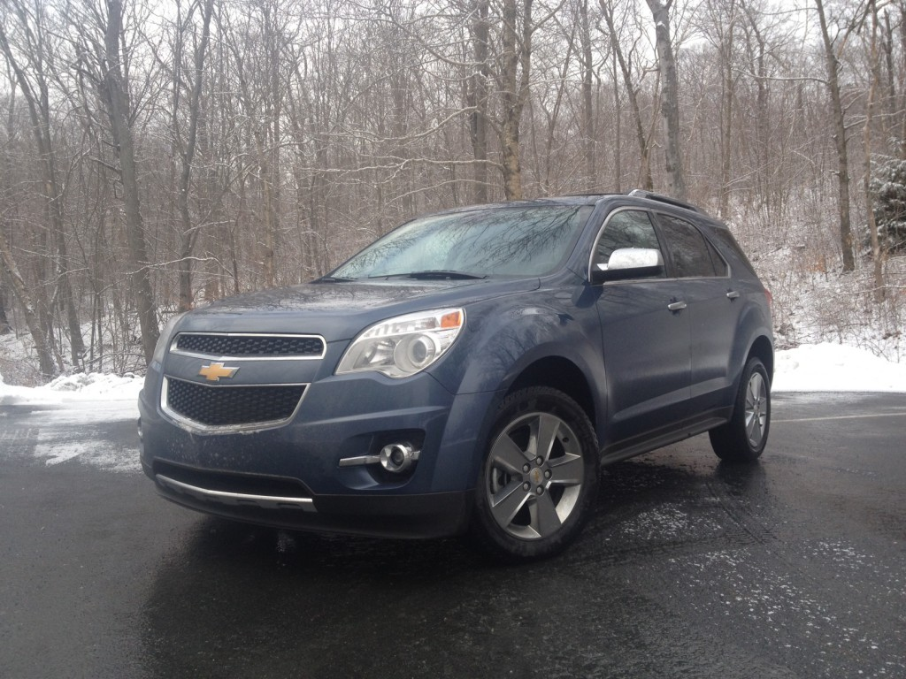 test drive 2012 chevrolet equinox ltz awd. Black Bedroom Furniture Sets. Home Design Ideas
