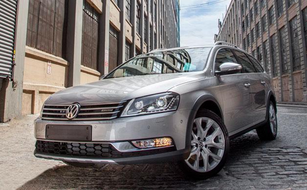 Passat Alltrack Usa >> Volkswagen Passat Alltrack Coming To Canada