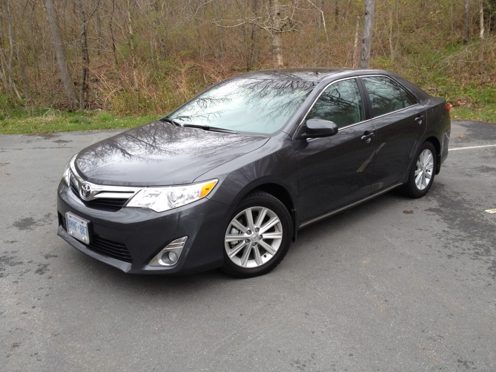 Test Drive 2012 Toyota Camry Xle 4 Cylinder