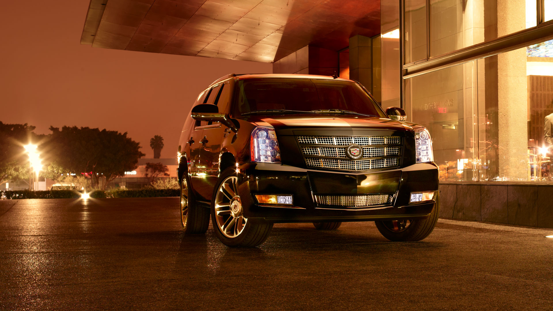 Cadillac Escalade To Solr On For Now