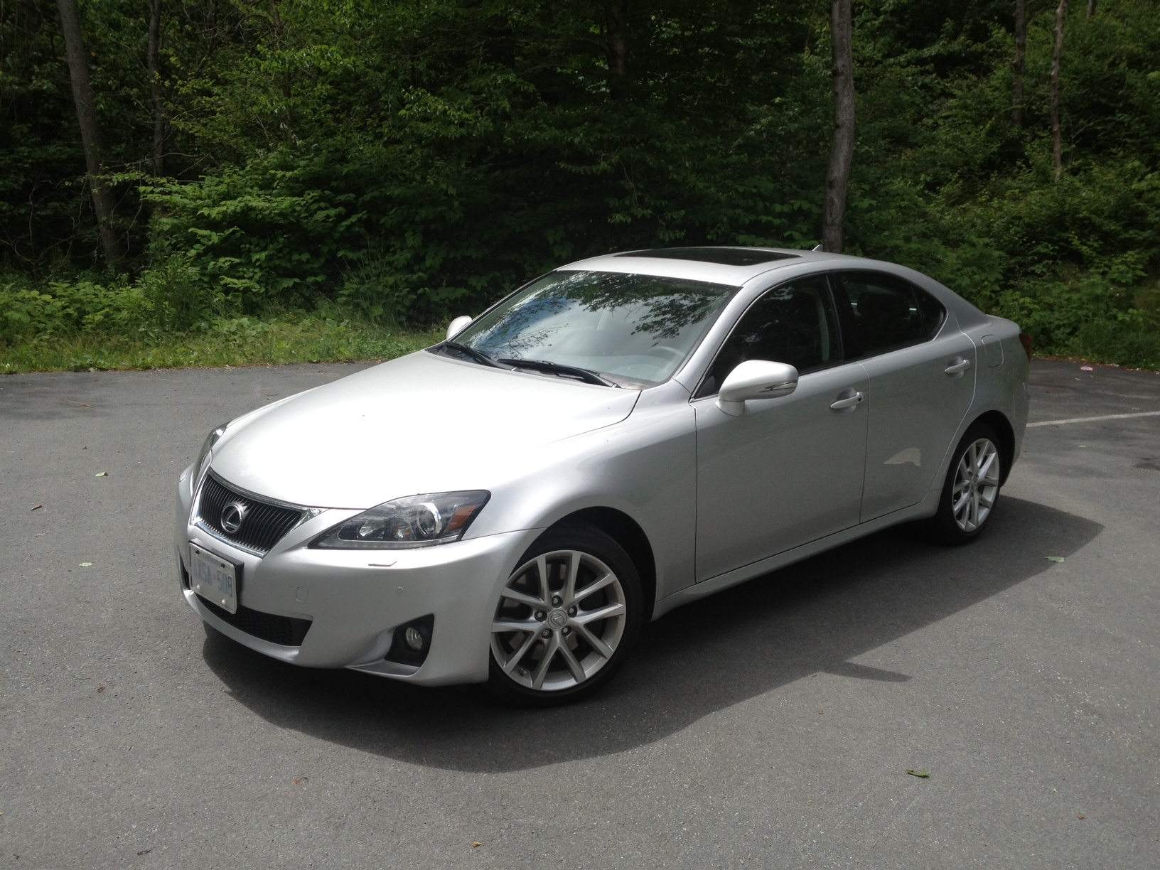 test drive 2012 lexus is 350 awd. Black Bedroom Furniture Sets. Home Design Ideas