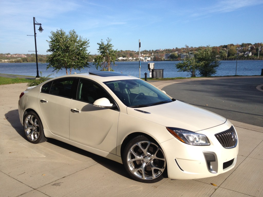 Test Drive 2013 Buick Regal Gs
