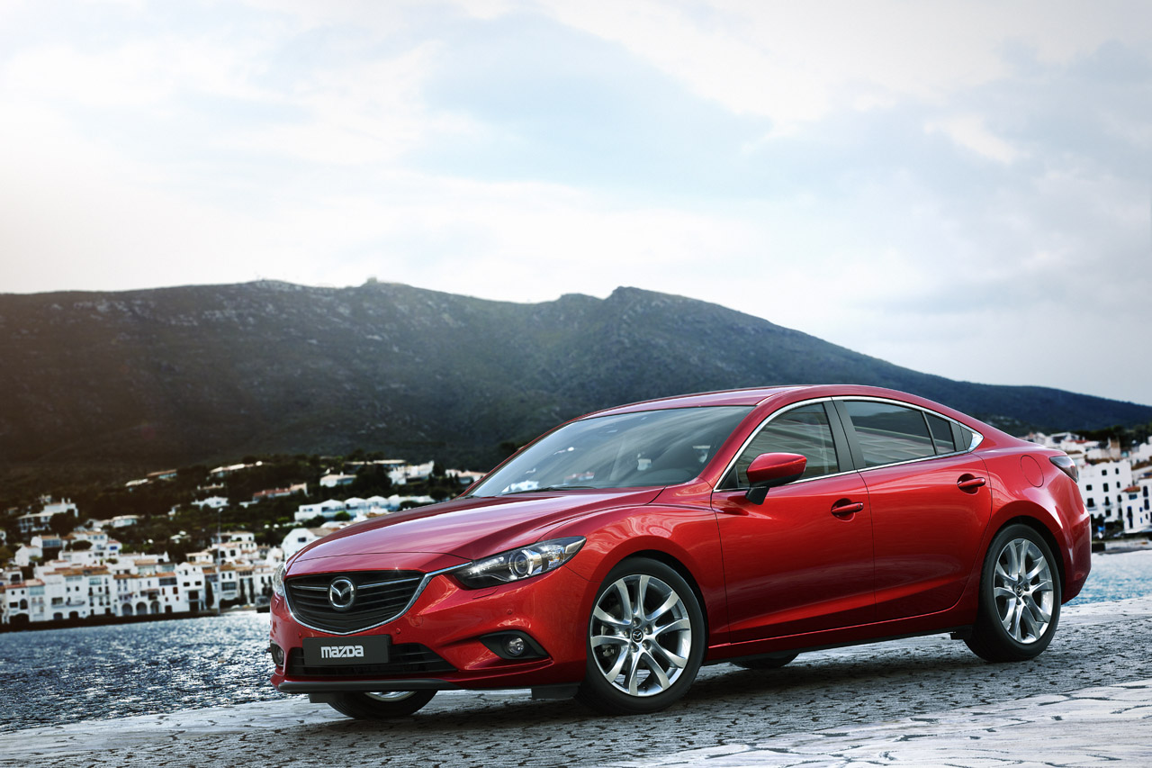 Mazda Will Offer Diesel For 2014 Mazda6 in North America